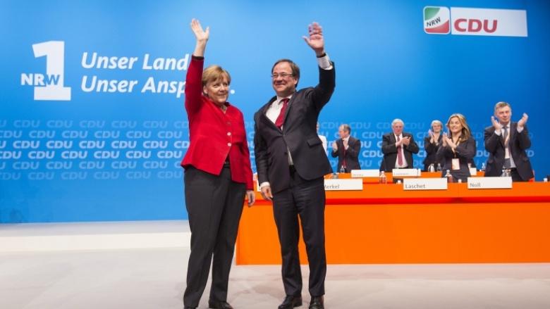 39. Landesparteitag: NRW geht sicherer, schneller, stärker, schlauer