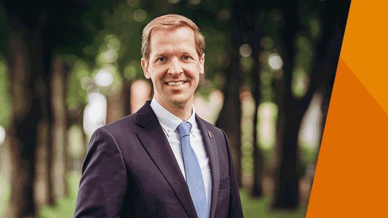 Dr. Christian Schulze Pellengahr - unser Landratskandidat für den Kreis Coesfeld.