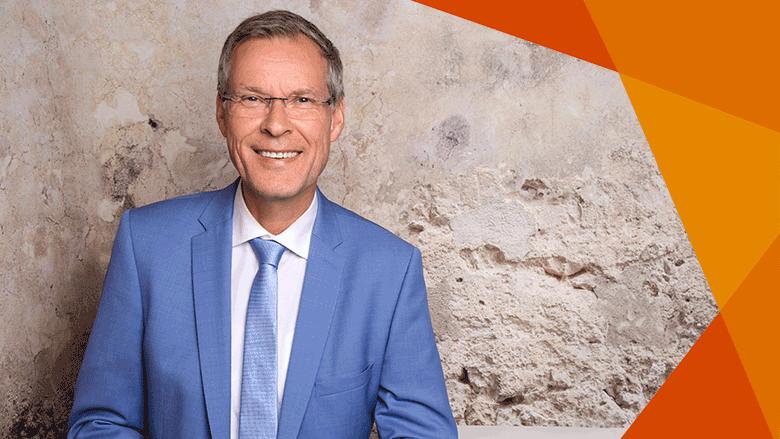 Sven-Georg Adenauer - unser Landratskandidat für den Kreis Gütersloh!