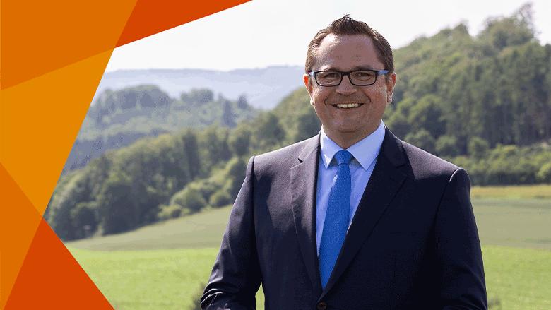 Marco Voge - unser Landratskandidat für den Märkischen Kreis.