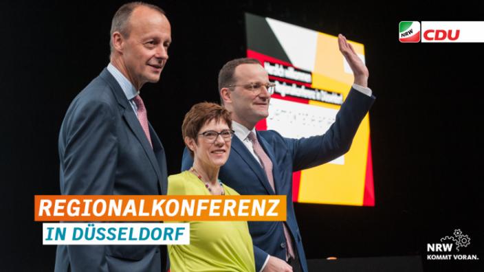 Die Regionalkonferenz in Düsseldorf: Gut, streitbar, fair
