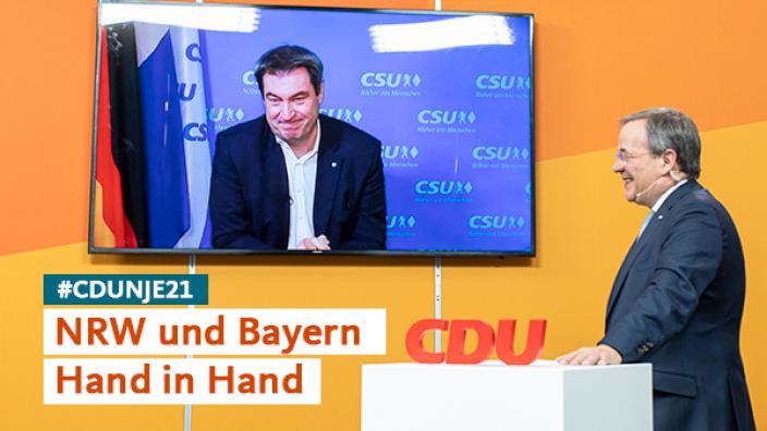 CDU-Neujahrsempfang 2021