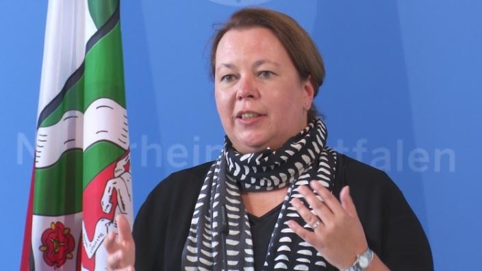 Ursula Heinen-Esser wird neue Ministerin für Umwelt, Landwirtschaft, Natur- und Verbraucherschutz