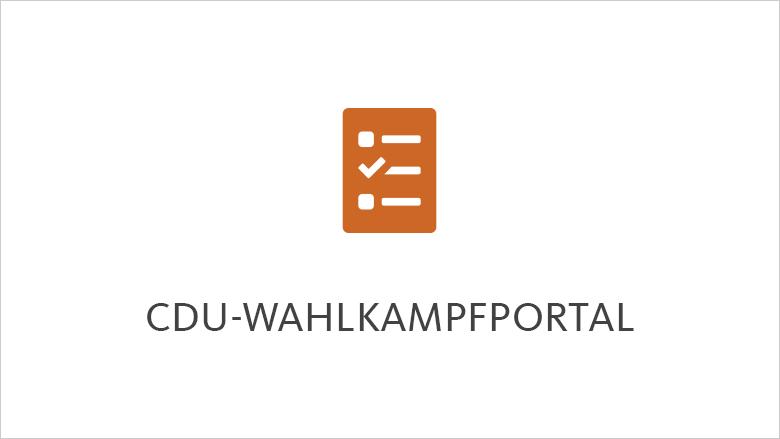 www.cdu-wahlkampf.de