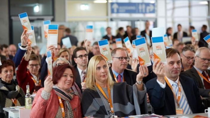 Armin Laschet als Spitzenkandidat der CDU Nordrhein-Westfalen aufgestellt