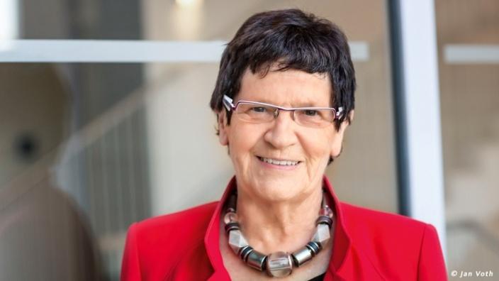"""""""Rita Süssmuth – Vordenkerin, Vorkämpferin, Vorbild"""""""