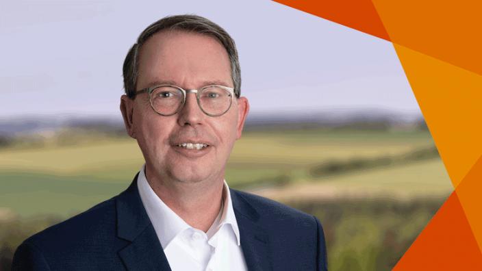 Harald Baal - unser Oberbürgermeisterkandidat für Aachen!