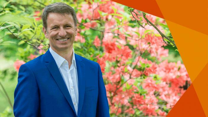 Michael Stickeln - unser Landratskandidat für den Kreis Höxter.