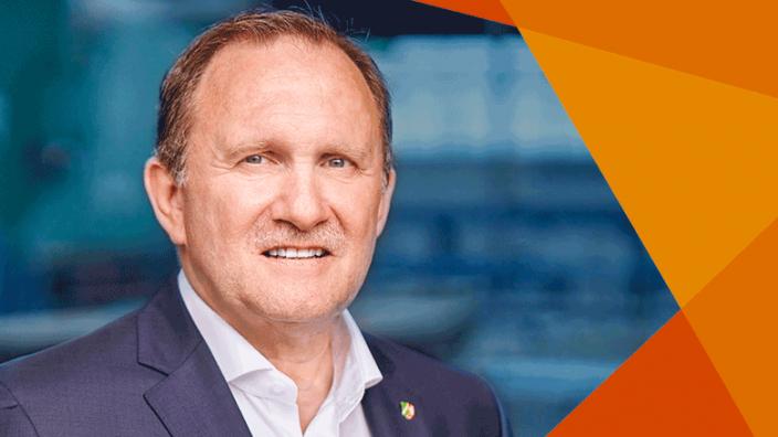 Frank Boss - unser Oberbürgermeisterkandidat für Mönchengladbach.