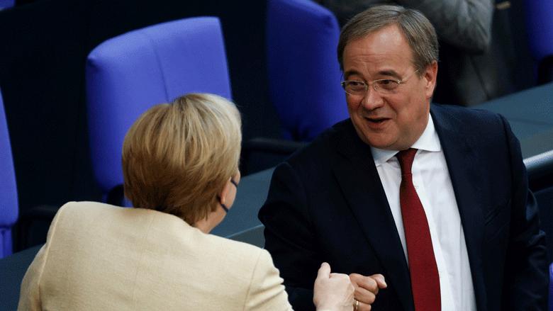 Laschet im Bundestag: Wir brauchen keine rot-grüne Verbotspolitik