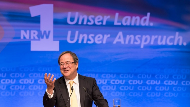 Einstimmig: 40. Landesparteitag stimmt #NRWKoalition zu