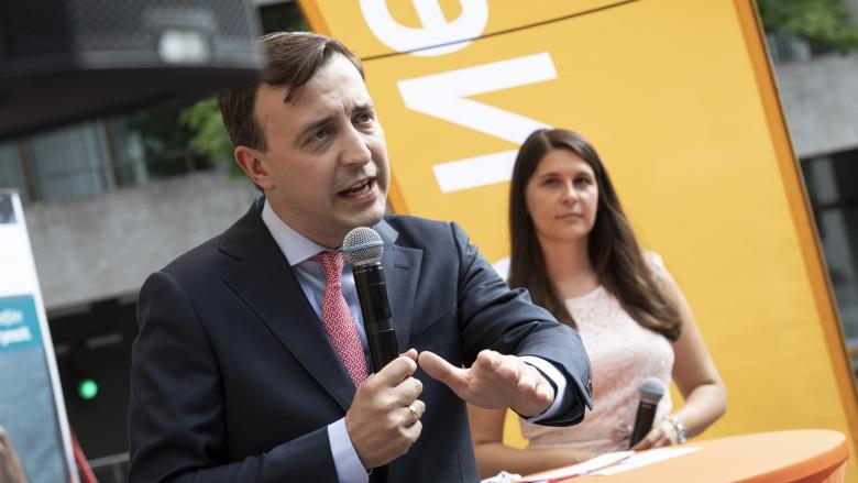 Paul Ziemiak, Generalsekretär der CDU Deutschlands