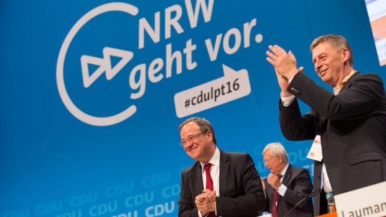 NRW geht vor!