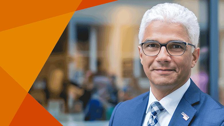 Ashok-Alexander Sridharan - unser Oberbürgermeisterkandidat für Bonn!