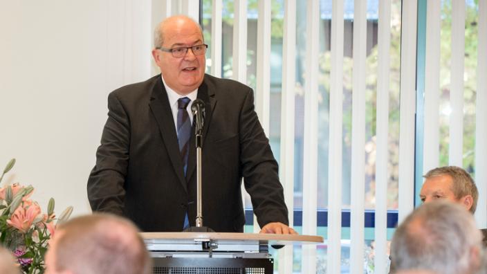 Thomas Hunsteger-Petermann als KPV-Landeschef bestätigt