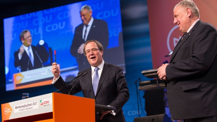 Das soziale Gewissen der CDU Deutschlands – Armin Laschet beruft Karl-Josef Laumann in sein Team