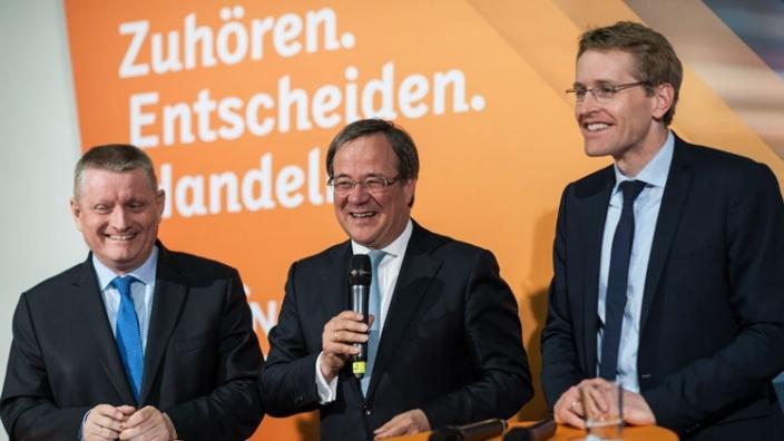 Nordrhein-Westfalen braucht den Wechsel – Laschet präsentiert 100-Tage-Sofortprogramm der CDU