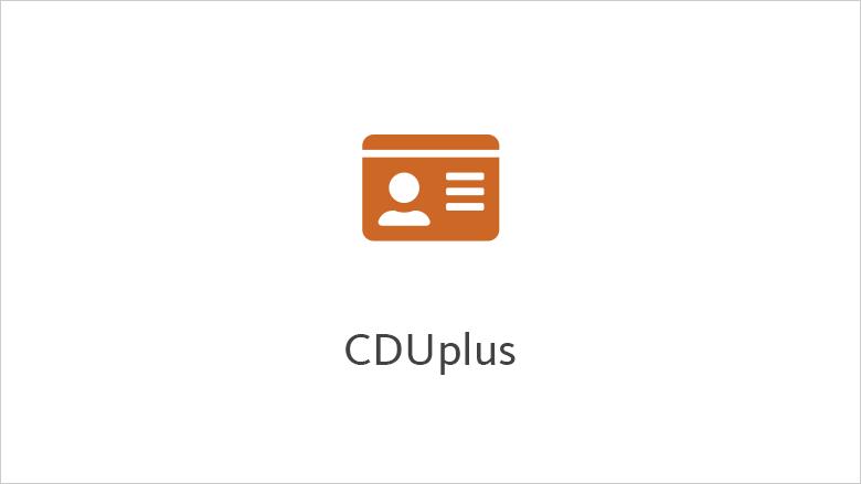 CDUplus