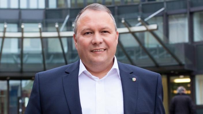 "Josef Hovenjürgen: ""Ich bedauere den Rücktritt von Christina Schulze Föcking."""