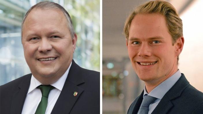 CDU-Landesvorstand bestimmt Josef Hovenjürgen zum Generalsekretär und Steffen Kanitz zum Landesschatzmeister