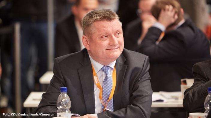 CDU-Landesvorstand nominiert Hermann Gröhe als NRW-Spitzenkandidaten zur Bundestagswahl