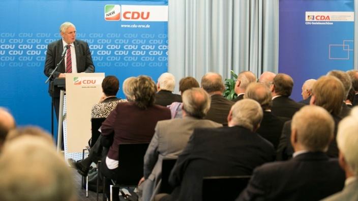 CDU Nordrhein-Westfalen ehrt Norbert Blüm mit Festakt