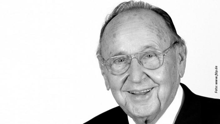 Armin Laschet: Hans-Dietrich Genscher stand für das Beste der Bonner Republik