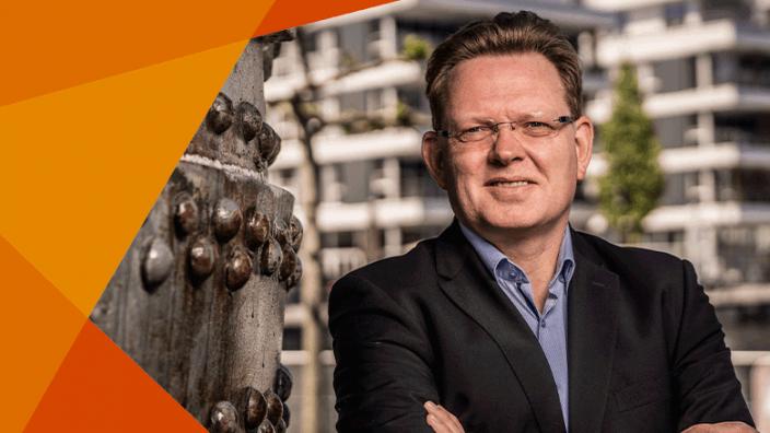 Andreas Hollstein - unser Oberbürgermeisterkandidat für Dortmund.