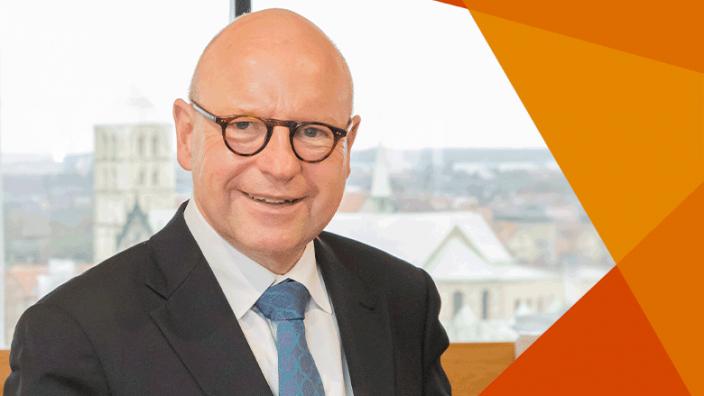 Markus Lewe - unser Oberbürgermeisterkandidat für Münster.
